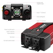 Excelvan 300W Car Power Inverter 12V DC To 110V AC With USB Port And ... How To Install A Car Power Invter Youtube Autoexec Truck Super03 Desk W Power Invter And Cell Phone Mount Consumer Electronics Invters Find Offers Online Equipment Spotlight Provide Incab Electrical Loads What Is The Best For A Semi Why Its Wise Use An Generator For Your Food Out Pure Sine Wave 153000w 24v 240v Aus Plug Cheap 1000w Find Deals On Line At Alibacom Suppliers Top 10 2015 12v Review Dc To Ac 110v 1200w Car Charger Convter