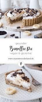 bananen karamell tarte banoffee pie
