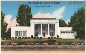 Muehlenkamp Funeral Home Alexandria Kentucky