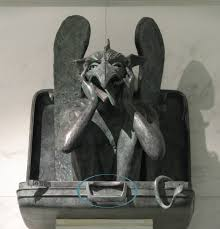Denver International Airport Murals Illuminati by Countdown To Hallowe U0027en 2016 New Atlantis At Denver International