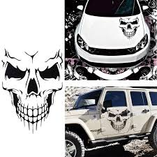 Auto Front Hood Vinyl Graphic Sticker - Truck Trailer Boat Door ... The 2nd Half Price Firefighter Skull Car Sticker 1915cm Car Styling 2 Metal Mulisha Girl Skulls Bow Vinyl Decals 22 X Window Truck Army Star Military Bed Stripe Pair Skumonkey 2019 X13cm Punisher Auto Sticker Pentagram Cg3279 Harleydavidson Classic Graphix Willie G Decal Pistons Hood Matte Black Ram F150 Pin By Aliwishus On Skulls Flags Pinterest Stickers And Decalset Hd Skull American Flag Backround Cg25055 Die Cutz High Quality White Deer Rack Wall Etsy Unique For Trucks Northstarpilatescom Buy Shade Tribal Graphics Van