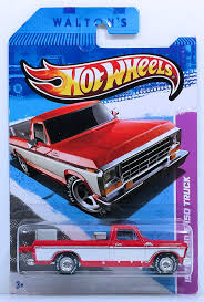 100 Sam Walton Truck HW 2013 Jukebox CHASE S 1979 Ford F150 Red