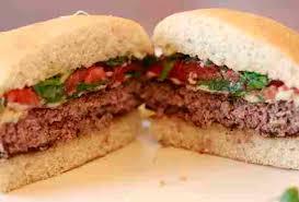 Olive Garden Italiano Burger taste test Thrillist