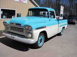 Camper Hauler 1959 Chevrolet Pickup Apache Vintage Truck For Sale 1959 Chevrolet Apache For Sale Classiccarscom Cc954764 Sale Near Charlotte North Carolina 28269 300327equipped Napco 44 31 Project Bring A Trailer Suburban 4x4 Clean Vintage Truck Chevy Fleetside Truck 4x4 Chevrolet Apache Stepside Pickup Truck 1958 What Your 51959 Should Never Be Without Myrideismecom Panel Van Stock Photos Images Alamy Hot Rod Network This Equipped 3600 Is A No Nonse Go