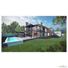 100 Contemporary House Photos 4 Bedroom Plan CN444AW