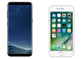 Galaxy S8 Vs iPhone 7 Should You Upgrade