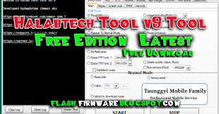 halabtech tool v9 tool free edition free