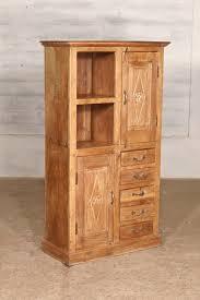 wohnzimmerschrank massivholz braun kassel