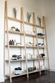 Be Clean Shelves Stocked Full Of Greenbeauty And Vegan Skincare Retail Display