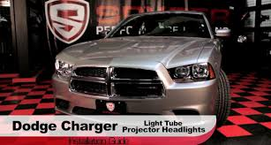 spyder auto installation 2011 14 dodge charger light