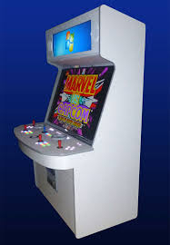 Arcade Cabinet Plans 32 Lcd by Best Arcade Cabinet Ever Has 55 Inch Screen Plays Over 50 000