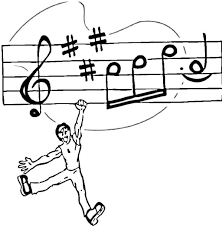 Free Printable Music Note Coloring Pages
