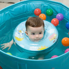 vvcare bc sr01 baby swimming neck float ring safety aid tube