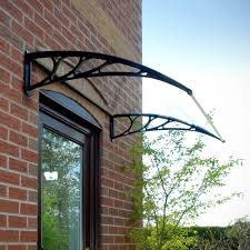 patio door awnings uk back door canopy ebay