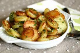 cuisiner la pomme de terre recette pommes de terre sarladaises cuisinez pommes de terre