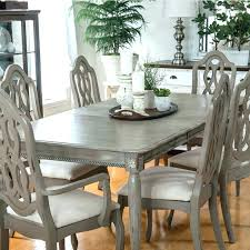 Dining Table Chalk Paint Kitchen Room And Chairs Makeover With Pertaining To Painted Prepare Grey