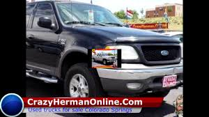 100 Trucks For Sale In Colorado Springs Used For YouTube