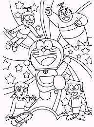 7 Best Doraemon Coloring Pages Images On Pinterest
