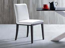 Contemporary Leather Dining Chairs Modern Chair Room Furniture