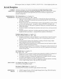 911 Dispatcher Resume No Experience Elegant Dispatcher Duties For ...