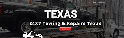 24 Hour Towing Service In Pyote TX | Get A Tow Truck Now 512-256-6606