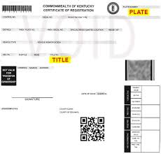 Ky Revenue Cabinet Louisville by Vehicle Registration Renewal Vehicle Registration Renewal