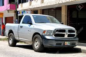 Palenque, Mexico - May 23, 2017: Silver Pickup Truck Dodge Ram ... Buy Dodge Ram American Cars Trucks Agt Your Official Importer Cancun Mexico May 16 2017 Black Pickup Truck N Filedodge 1500 Dbjpg Wikimedia Commons 2015 Rt Hemi Test Review Car And Driver Announces Pricing For The 2019 Pick Up Truck Roadshow Hicsumption Rebel Limited Edition Used Nicaragua 2004 Ram Slt 2005 Daytona Top Speed Dodge Ram Muscle Car American Comes Standard With Hybrid Technology Gearjunkie Costa Rica 2008