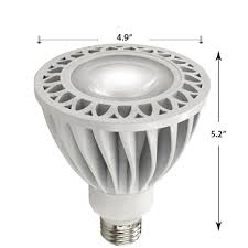 led par38 outdoor flood light bulb replacement replaces 150w