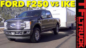 2018 Ford F-250 Diesel Takes On The World's Toughest Towing Test ...