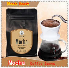 Place Order Fresh Baked Advanced Quality Mocha Coffee Beans Green Slimming Bean