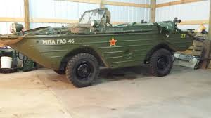 Russian GAZ 46 4X4 Amphibious Vehicle | Cool Amphibious Craft ... Your First Choice For Russian Trucks And Military Vehicles Uk 2016 Argo 8x8 Amphibious Atv Review Gibbs Amphibious Assault Vehicle Boat Cars Image Result Car Sale Anchors Away Pinterest Imp Item G5427 Sold May 1 Midwest Au 1944 Gmc Dukw Army Duck Ww2 Truck Wwwjustcarscomau Ripsaw Extreme Vehicle Luxury Super Tank Home Another Philippine Made Phil 1998 Recreative Industries Max Ii Croco 4x4 Military Comparing A 1963 Pengor Penguin To 1967 Beaver By