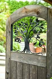Metal Garden Gates Best Garden Gates And Doors Garden