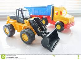 100 Earth Mover Truck Toy Wheel Loader And Toy Dump Stock Image Image Of