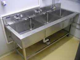 3 compartment commercial kitchen sink commercial kitchen sink
