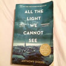 Sassybooks All The Light We Cannot See Review