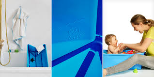 Inflatable Bathtub For Toddlers India by Stokke Flexi Bath A Flexible Portable Baby Bath Tub