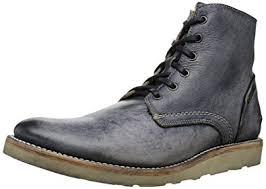 amazon com bed stu men s regis lace up boot chukka