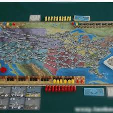 United States Map Board Games Risk Legacy