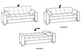 Kebo Futon Sofa Bed Assembly Instructions by Futon Sofa Bed Assembly Instructions Brokeasshome Com