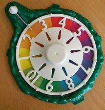 The Game Of Life 2002 Spinner Board Parts Pieces