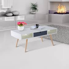 Pavilion Chic Coffee Table Charlbury In White Marble Pavilion Broadway