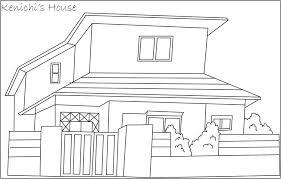 87 dessins de coloriage maison à imprimer sur laguerche page 10