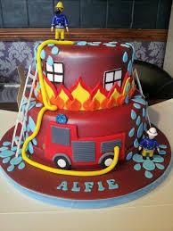 fireman sam cake feuerwehrmann sam kuchen