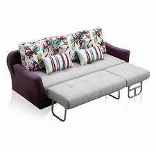 100 Sofa Modern Furniture Hot Item Of Sleeper Fabric Cum Bed