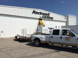 HVAC Air Conditioning Of The Rockwell Collins Airplane Hangar At The ... Classic Auto Air Cditioning Heating For 70s Older Cars Chevy Pickup Truck Ac Systems And Oem Universal Backwall Evapator Heavy Duty Sleeper Cab Melbourne Repair Cditioner What You Need To Know By Patriot Compressor Suits Volvo Fl7 67l Diesel Tipper Cold Front Advantage Cooltronic Parking Coolers Ebspcher This Classic Is Reliable Enough To Be A Daily Driver Perfect Units Suppliers Vintage Wrtry Cntrls 1964 1966 Vehicle Battery Driven 12v 24v Electric Air Cditioner Trucks