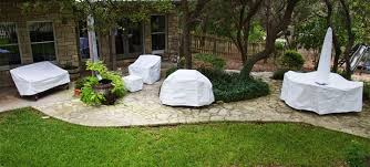SupraRoos Patio Furniture Covers Available in White