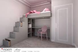 mezzanine chambre adulte lit mezzanine sur mesure du temps photo n 73 domozoom