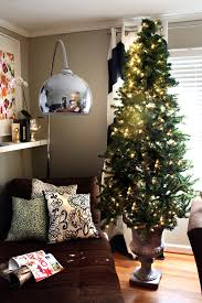 How To Put Your Artificial Christmas Tree In An Urn Adds Height And Room Under