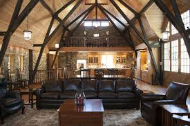 House Of The Day: Sound Of Music In Suffern | Barn, Barn Wood ... Classy 50 Farm Barn Inside Inspiration Of Brilliant Timber Frame Barns Gallery New Energy Works A Cozy Turned Living Space Airows Taos Mexico Apartment Project Dc Builders Plans With Ideas On Livingroom Bar Outdoor Alluring Pole Quarters For Your Home Converting 100yrold Milford To Modern Into Homes Garage Kits Xkhninfo The Carriage House Lifestyle Apartments Prepoessing Broker Forex Best 25 With Living Quarters Ideas On Pinterest