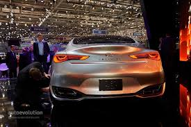 infiniti q60 is a cocktail of beauty and muscle in geneva